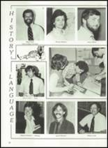 1983 Thayer Academy Yearbook Page 16 & 17