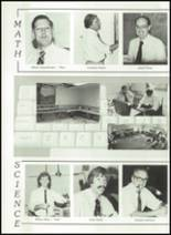 1983 Thayer Academy Yearbook Page 18 & 19