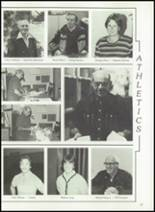 1983 Thayer Academy Yearbook Page 20 & 21