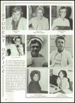 1983 Thayer Academy Yearbook Page 24 & 25