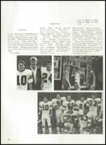 1983 Thayer Academy Yearbook Page 30 & 31