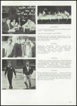 1983 Thayer Academy Yearbook Page 34 & 35