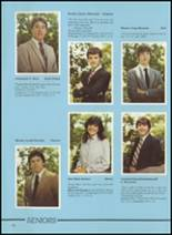 1983 Thayer Academy Yearbook Page 38 & 39