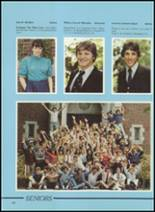 1983 Thayer Academy Yearbook Page 52 & 53