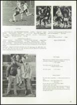 1983 Thayer Academy Yearbook Page 56 & 57