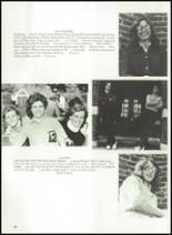 1983 Thayer Academy Yearbook Page 72 & 73