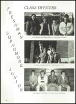 1983 Thayer Academy Yearbook Page 96 & 97