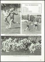 1983 Thayer Academy Yearbook Page 108 & 109