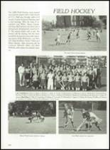 1983 Thayer Academy Yearbook Page 114 & 115