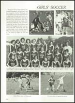 1983 Thayer Academy Yearbook Page 116 & 117