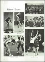 1983 Thayer Academy Yearbook Page 120 & 121