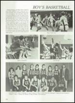 1983 Thayer Academy Yearbook Page 122 & 123