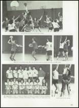 1983 Thayer Academy Yearbook Page 124 & 125