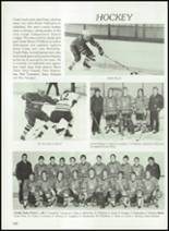 1983 Thayer Academy Yearbook Page 126 & 127