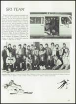 1983 Thayer Academy Yearbook Page 130 & 131