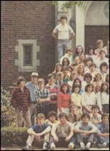 1983 Thayer Academy Yearbook Page 166 & 167