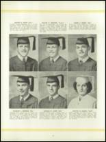 1949 St. Marys Catholic High School Yearbook Page 18 & 19