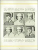 1949 St. Marys Catholic High School Yearbook Page 20 & 21