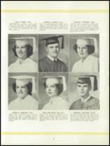1949 St. Marys Catholic High School Yearbook Page 22 & 23