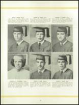 1949 St. Marys Catholic High School Yearbook Page 24 & 25