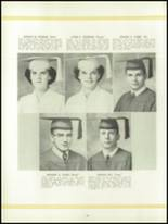 1949 St. Marys Catholic High School Yearbook Page 28 & 29