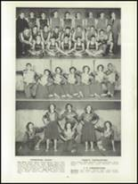 1949 St. Marys Catholic High School Yearbook Page 54 & 55