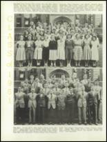 1949 St. Marys Catholic High School Yearbook Page 66 & 67