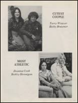 1978 St. Jo High School Yearbook Page 20 & 21