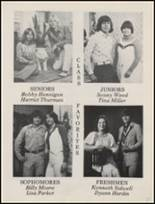 1978 St. Jo High School Yearbook Page 24 & 25