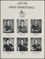 1978 St. Jo High School Yearbook Page 54 & 55
