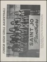1978 St. Jo High School Yearbook Page 96 & 97