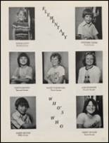 1978 St. Jo High School Yearbook Page 102 & 103