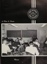 1966 Red Springs High School Yearbook Page 18 & 19