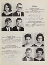 1966 Red Springs High School Yearbook Page 20 & 21