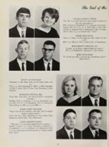 1966 Red Springs High School Yearbook Page 22 & 23
