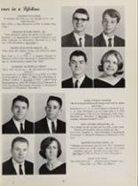 1966 Red Springs High School Yearbook Page 24 & 25