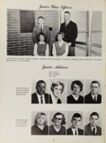 1966 Red Springs High School Yearbook Page 34 & 35