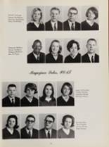 1966 Red Springs High School Yearbook Page 36 & 37