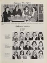 1966 Red Springs High School Yearbook Page 40 & 41