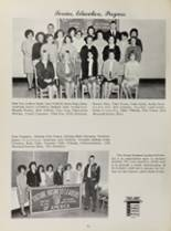1966 Red Springs High School Yearbook Page 58 & 59