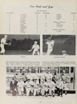 1966 Red Springs High School Yearbook Page 72 & 73