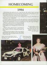 1985 Clyde High School Yearbook Page 16 & 17