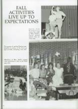 1985 Clyde High School Yearbook Page 18 & 19