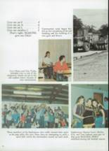1985 Clyde High School Yearbook Page 20 & 21