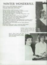 1985 Clyde High School Yearbook Page 22 & 23