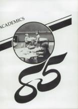1985 Clyde High School Yearbook Page 32 & 33