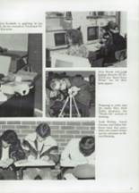 1985 Clyde High School Yearbook Page 34 & 35