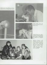 1985 Clyde High School Yearbook Page 36 & 37
