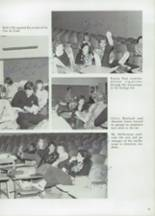 1985 Clyde High School Yearbook Page 38 & 39