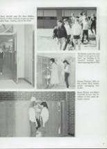 1985 Clyde High School Yearbook Page 40 & 41